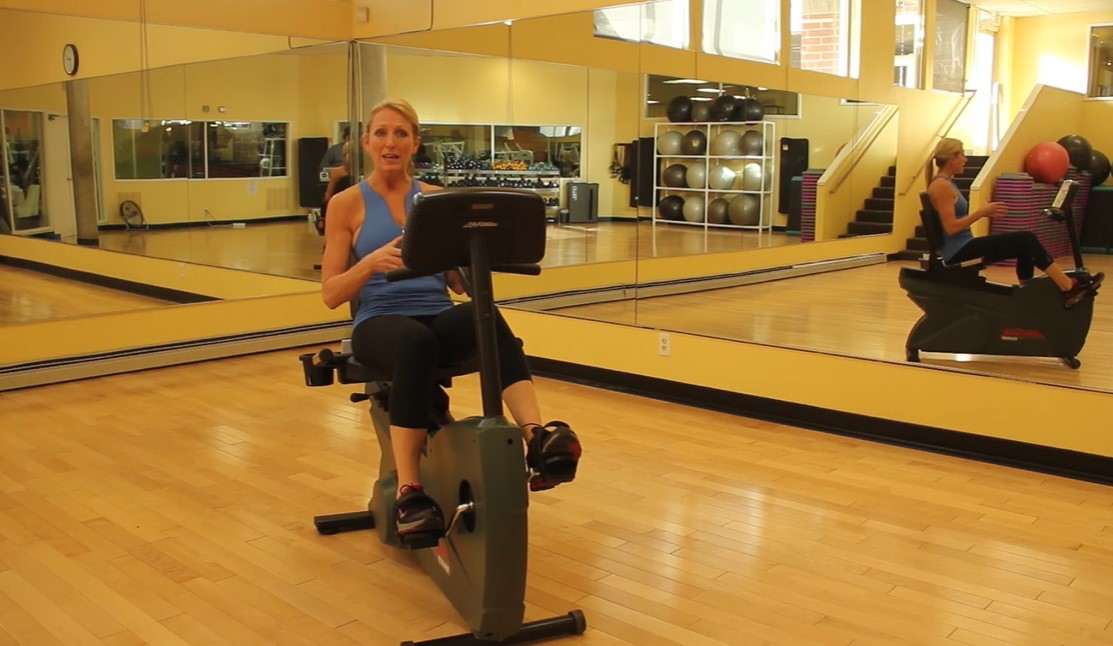 Best Recumbent Bike With Arm Workout